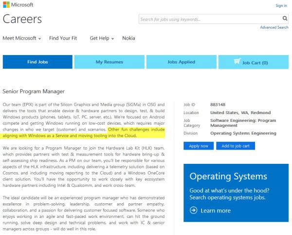 Windows 365 Windows as a service