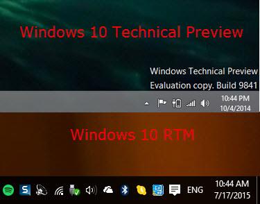 windows 10 rtm free upgrade no watermark