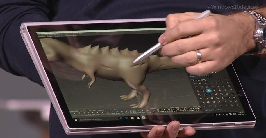 Microsoft Surface Book 4