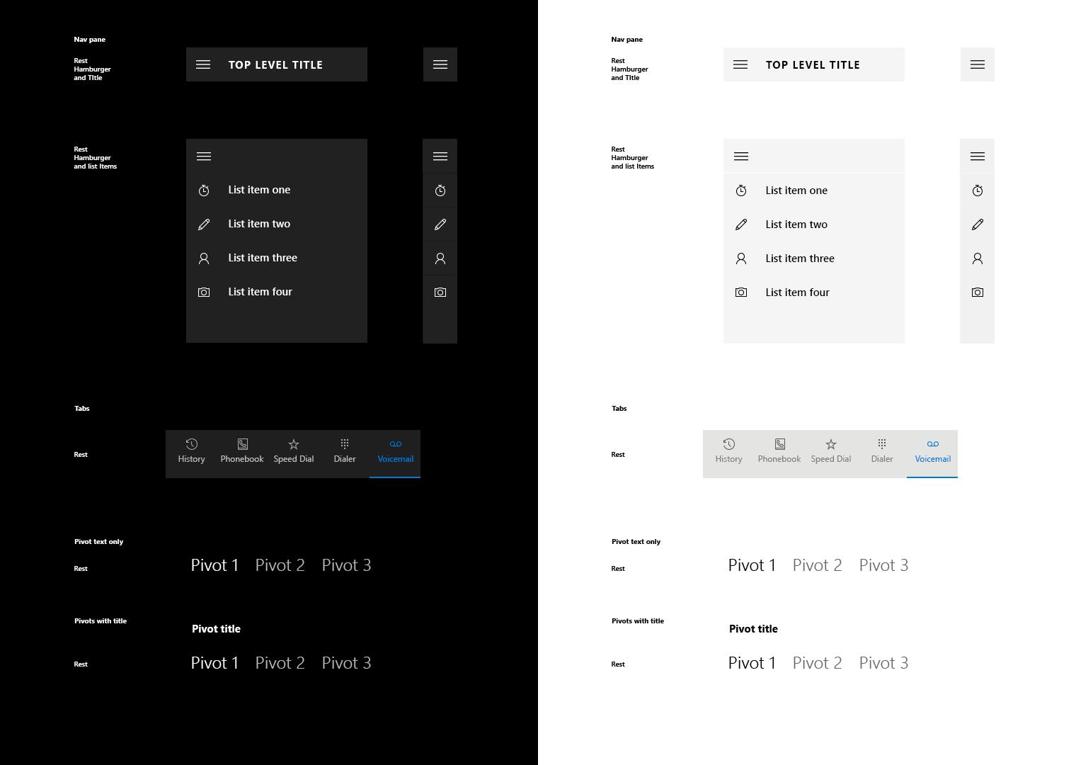 UWP-App-Design-Controls--Official Microsoft