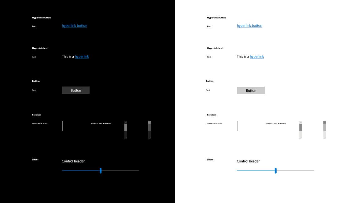 UWP-App-Design-Controls-Official Microsoft