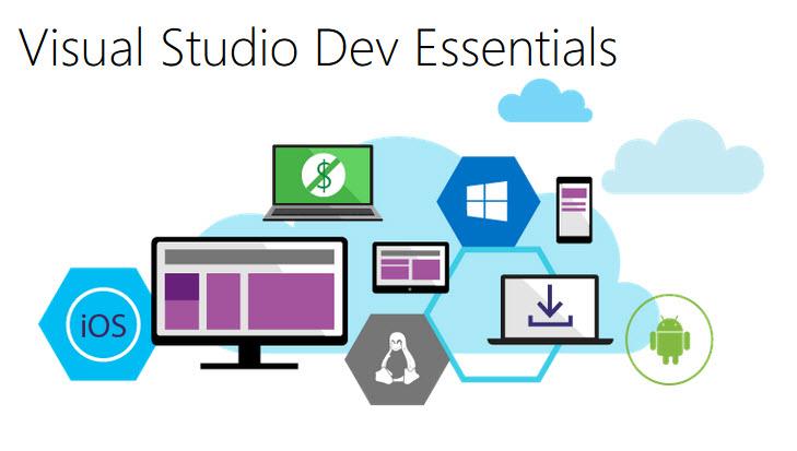 visual studio dev essentials official microsoft