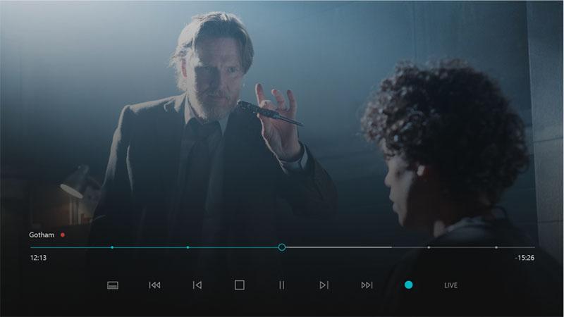 Xbox-TV DVR