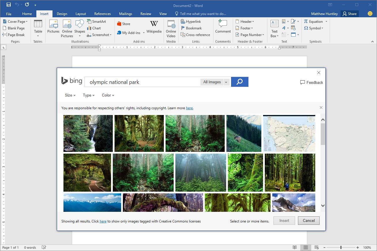 bing-image-search-microsoft