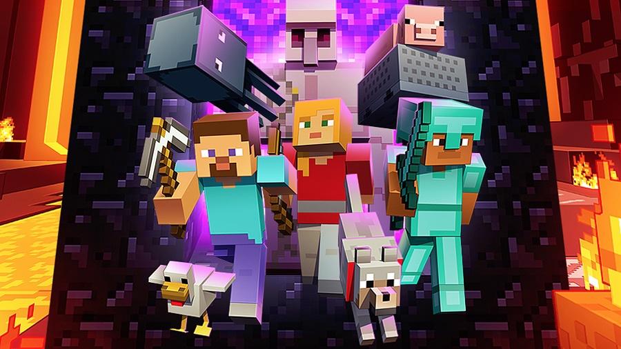 Minecraft-Realms-Mojang