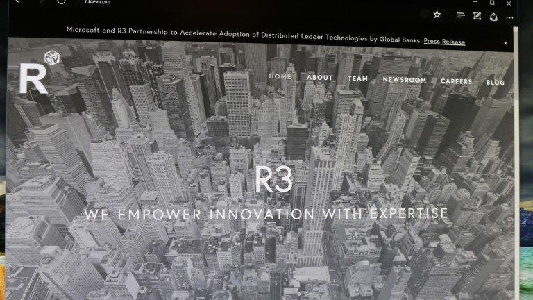 R3-Consortium-Blockchain-Microsoft