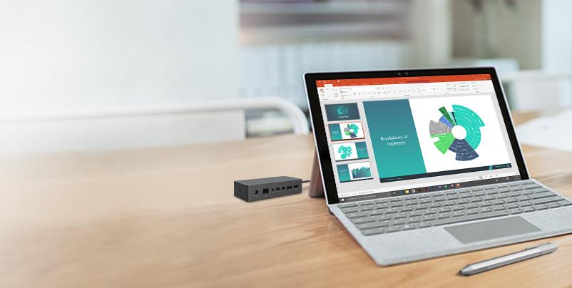 Surface-Pro-4-Dock-Microsoft