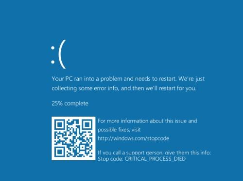 Windows-BSOD-QR-Code