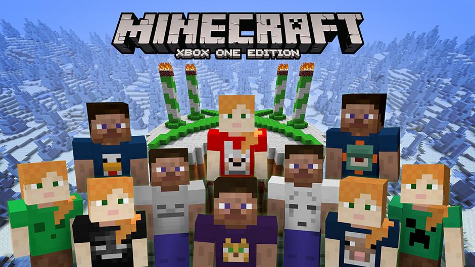 Minecraft-Skins-Microsoft