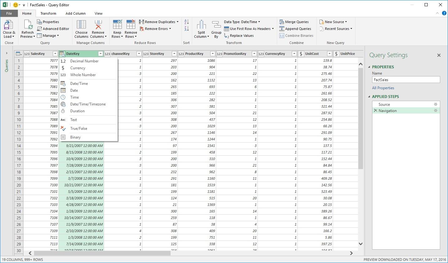 Column-Type-Excel-Microsoft