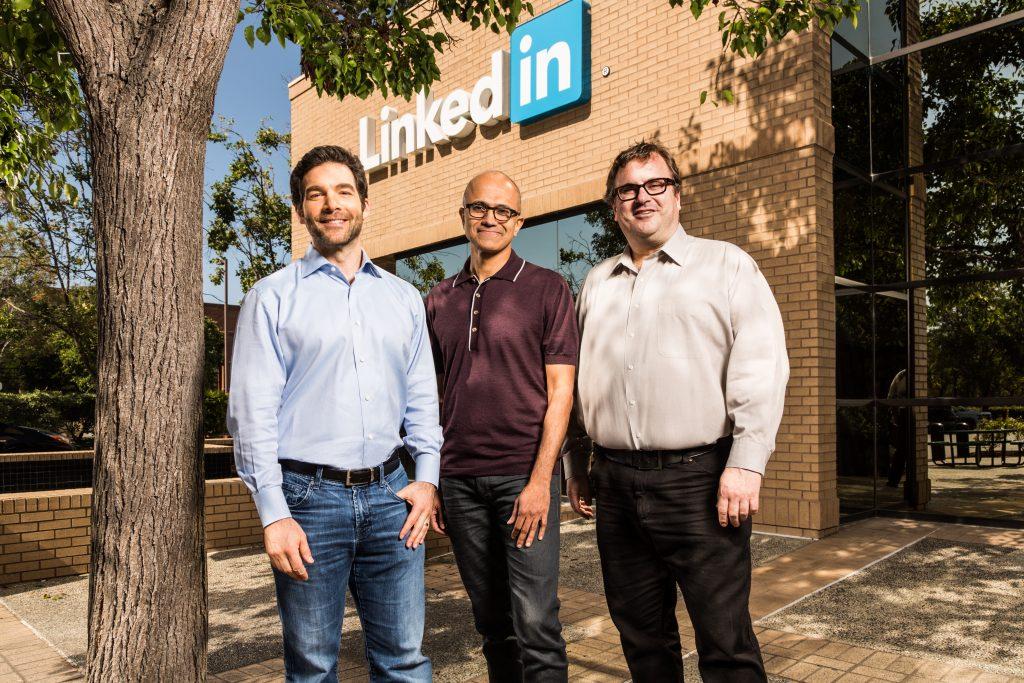 Microsoft-LinkedIn-Microsoft